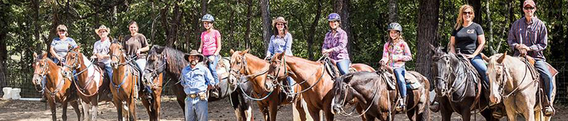 Horsemanship at Crossroads Ranch